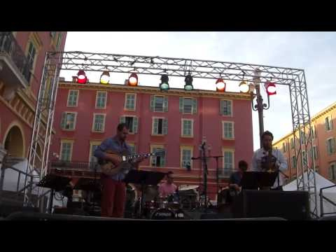 Tim Campanella .Mixtaper - Footprints @ Nice Jazz Festival 5/07/14