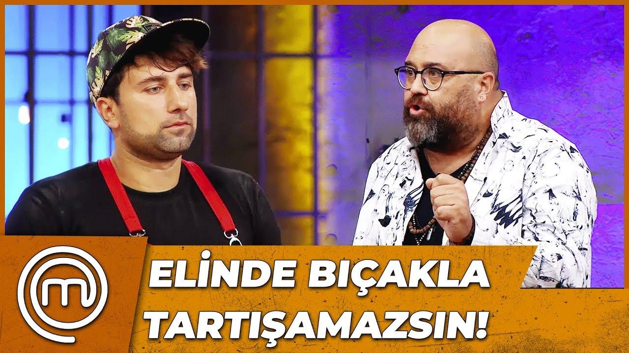 Somer Şef, Yasin'in Cevabına Çıldırdı   MasterChef Türkiye 20.Bölüm