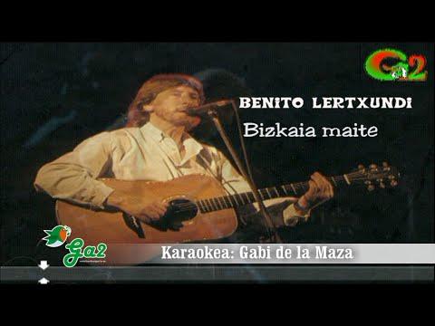 Bizkaia maite (Benito Lertxundi)