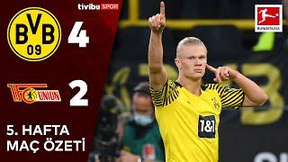 Bundesliga 5. Hafta Özet | Borussia Dortmund 4-2 Union Berlin