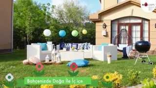 Ev Dekor - Bahçe Dekorasyonu