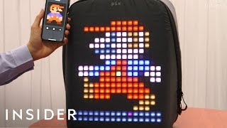 We Took This Light-Up Backpack To The Streets Of NYC