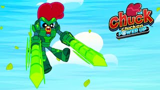 Chuck Chicken  Power Up Special Edition all episodes (22-11) Cartoon Show
