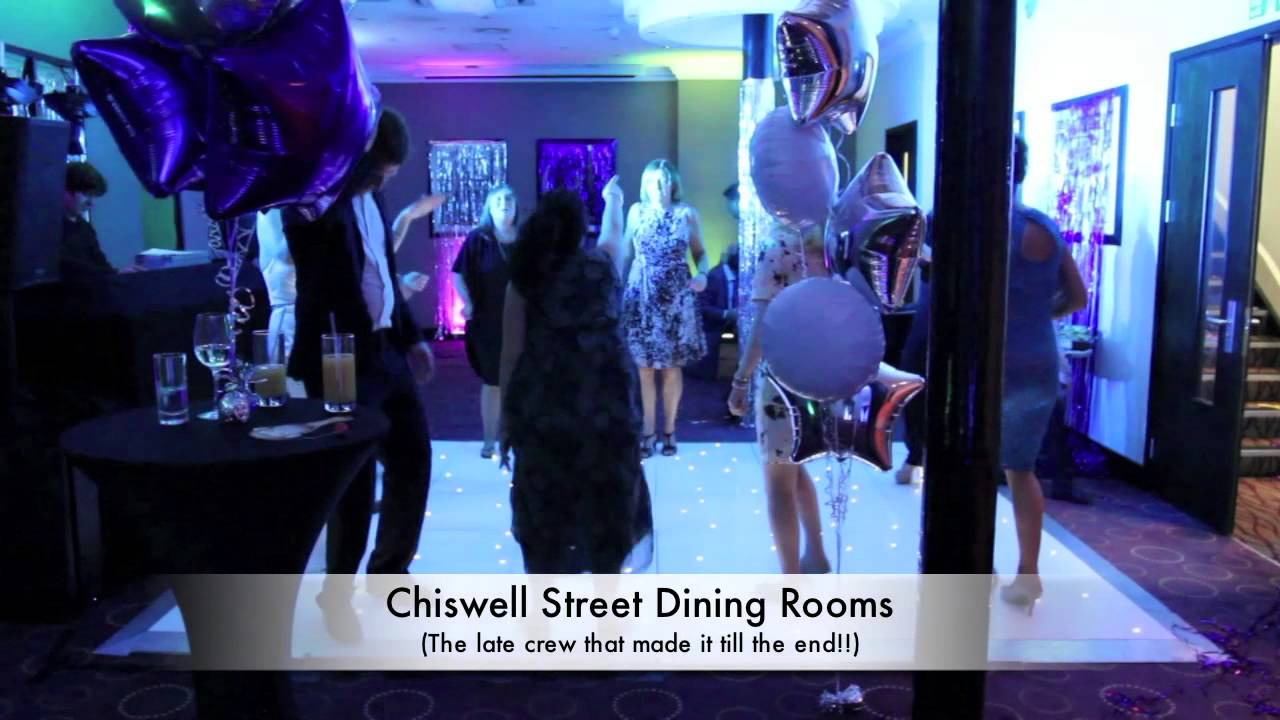 chiswell street dining rooms 21st sep 2013 - youtube
