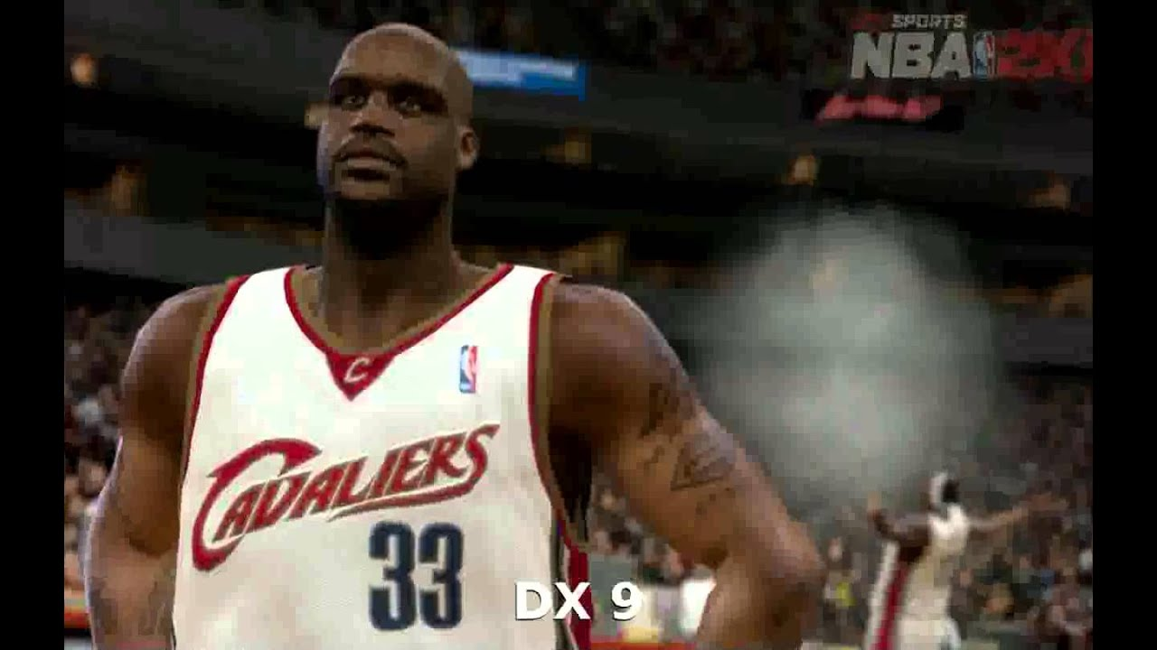 nba 2k9 system requirements