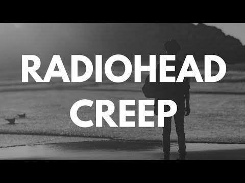 RadioHead - Creep ( Lirik Dan Terjemahan Indonesia ) Akustik