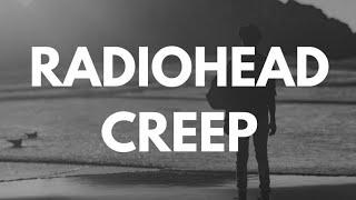 Gambar cover RadioHead - Creep ( lirik dan terjemahan indonesia ) Akustik
