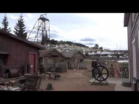 Crippled Creek - Could Have Been a Ghost Town (Cripple Creek, CO)