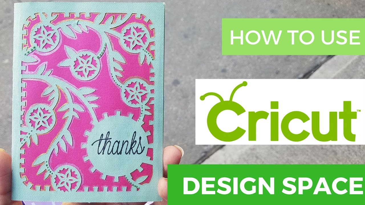 How To Use Cricut Design Space!