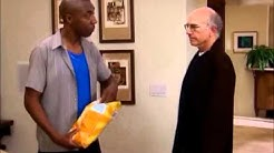 Larry David and the Skinhead