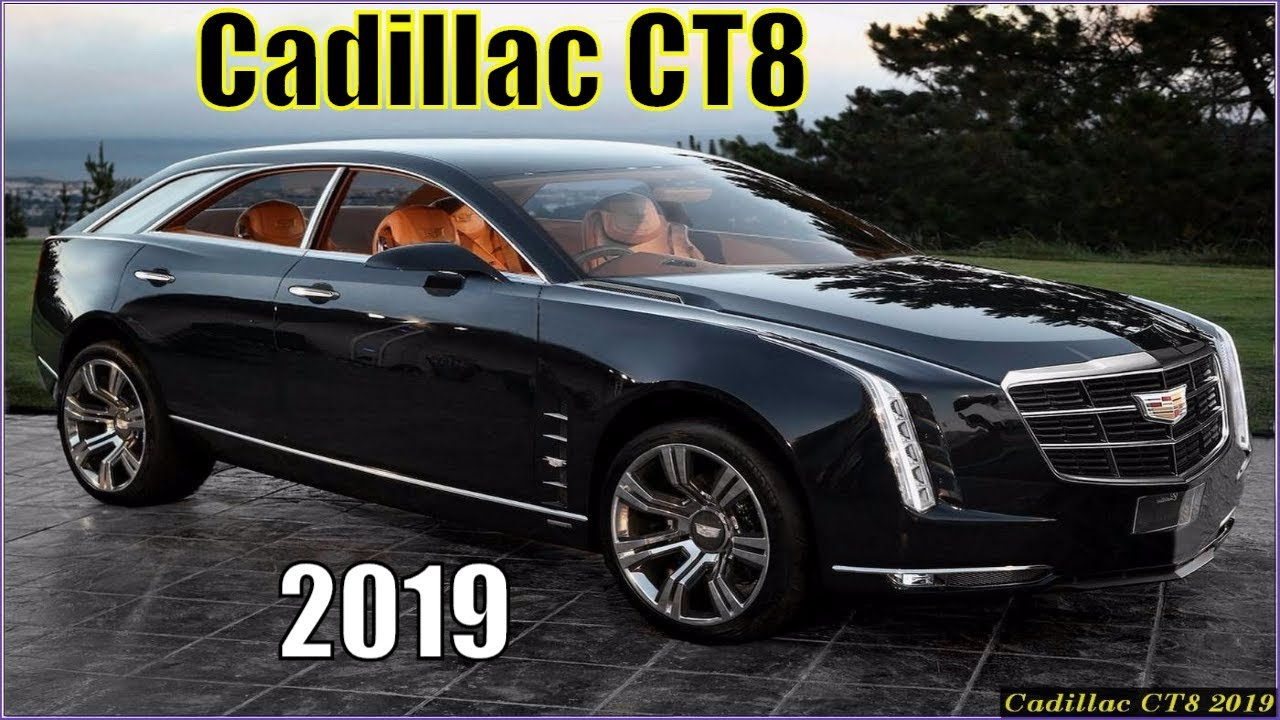 New Cadillac Ct8