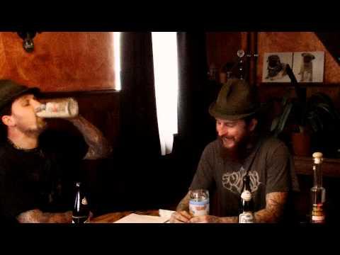 Evil Ed & Koibi bei der Nominierung fürs Facebook Biersaufn