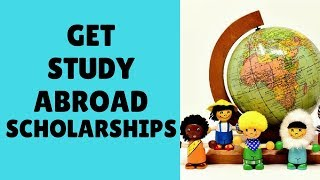 How to Get Scholarships to Study Abroad