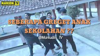 Download Video VIDEO LUCU | SEBERAPA GREGET ANAK SEKOLAHAN?? MP3 3GP MP4