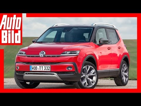 Vw T Track 2020 Mini Vw Up Suv Youtube
