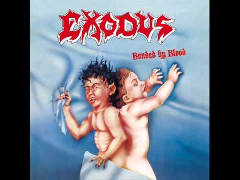 Exodus  Bonded By Blood Full Album
