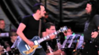 De Mond - Rockband Filterlos und Stadtmusik Bremgarten