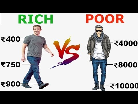 download गरीब VS अमीर | WHAT IS THE MAIN DIFFERENCE BETWEEN RICH AND POOR