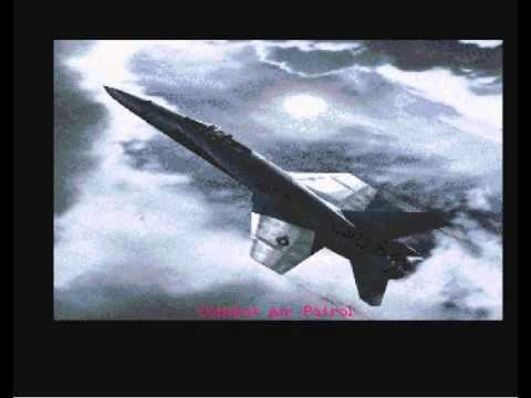 Combat Air Patrol (Psygnosis) - Amiga intro and gameplay