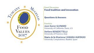 Food Tradition and Innovation - Questions and Answers