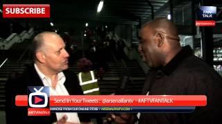 Arsenal 0 v Everton 0 - Fan very unhappy with Giroud - ArsenalFanTV.com