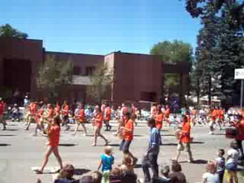St. Charles High School Marching Band 2008 - YouTube