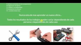 Curso De Reparacion Smartphones Y Tablets Revizion