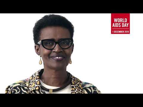 UNAIDS Executive Director Winnie Byanyima Believes In Communities!