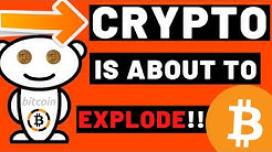 Cryptocurrency About To Explode On Reddit!! | Bitcoin (BTC) Reddit
