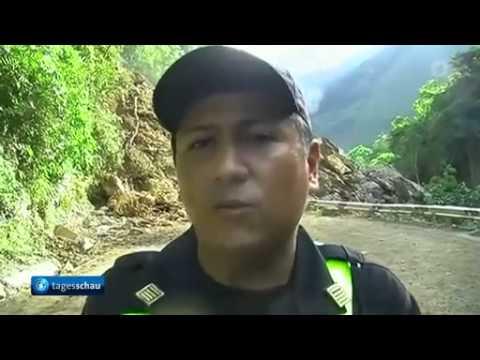 Unwetter in Südamerika: Peru ruft Notstand aus