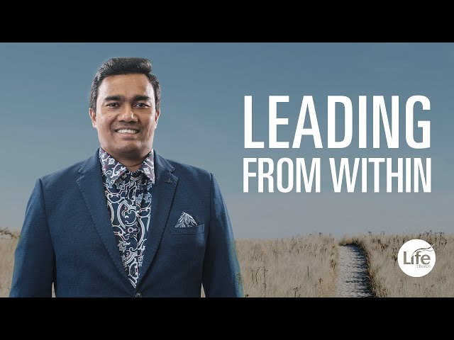 A Spirit-Filled Life Part 1 - Leading from Within | Rev Paul Jeyachandran