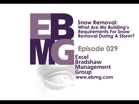 NYC Property Management: Winter Snow Removal Rules in New York City