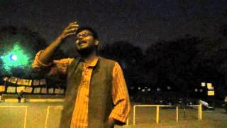 Zulmat ko zia| Freedom square@JNU| Comrade Devesh |Chorus by fringe elements|