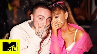 Mac Miller's Friends Come To Ariana Grande's Defence | MTV News Round Up