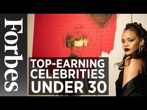 Top-Earning Celebrities Under 30 | Forbes