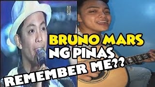 REMEMBER BUILDEX PAGALES OF PILIPINAS GOT TALENT? THE ORIGINAL BRUNO MARS OF PINAS
