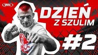 """Dzień z Grzegorzem """"Szulim"""" Szulakowskim część 2"""