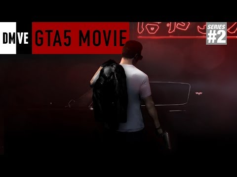 Jack Cole: A Greater Evil (GTA 5 Movie)