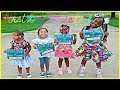 Back To School Hairstyles | Mini Vlog | Children's Natural Hair Care