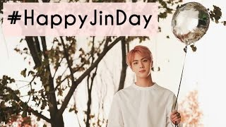 [ENG] Happy Birthday Kim SeokJin! 🎂04121992 - 04122016❤
