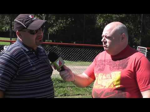 2013/12 - Rugby infantil M13 y Nota al Doc. Ariel Messina