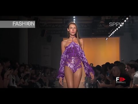 AMIR SLAMA Sao Paulo Fashion Week N°43 - Fashion Channel