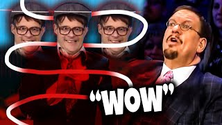 FAMOUS MAGICIAN ASTONISHES PENN & TELLER WITH TELEPORTATION TRICK !! REVEALED!! | FOOL US EXPOSED!