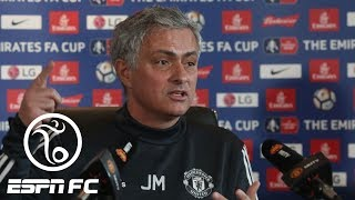 Jose Mourinho 12-minute rant is 'insulting to the fans, the club and his own players' | ESPN FC