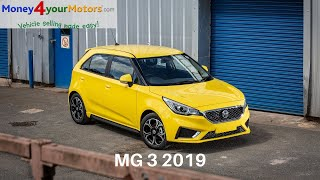 MG3 2019 road test and review