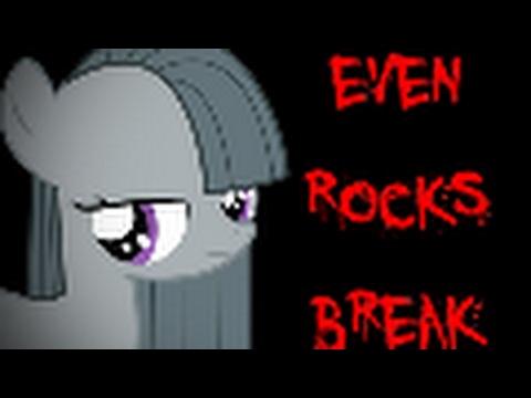 how to break rocks in half