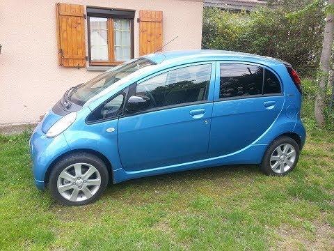 Voitures électriques à tous prix , la Peugeot ION à 5000 ...