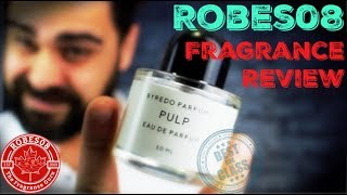 Pulp by Byredo (2008) | Fragrance Review