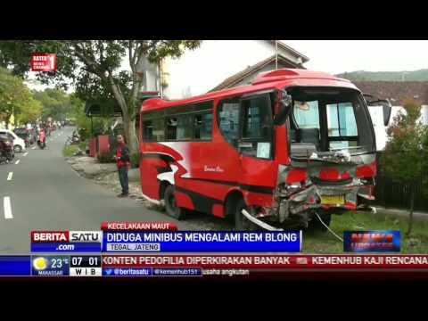 Kecelakaan Maut di Kalibakung Tegal Telan Korban 3  Nyawa