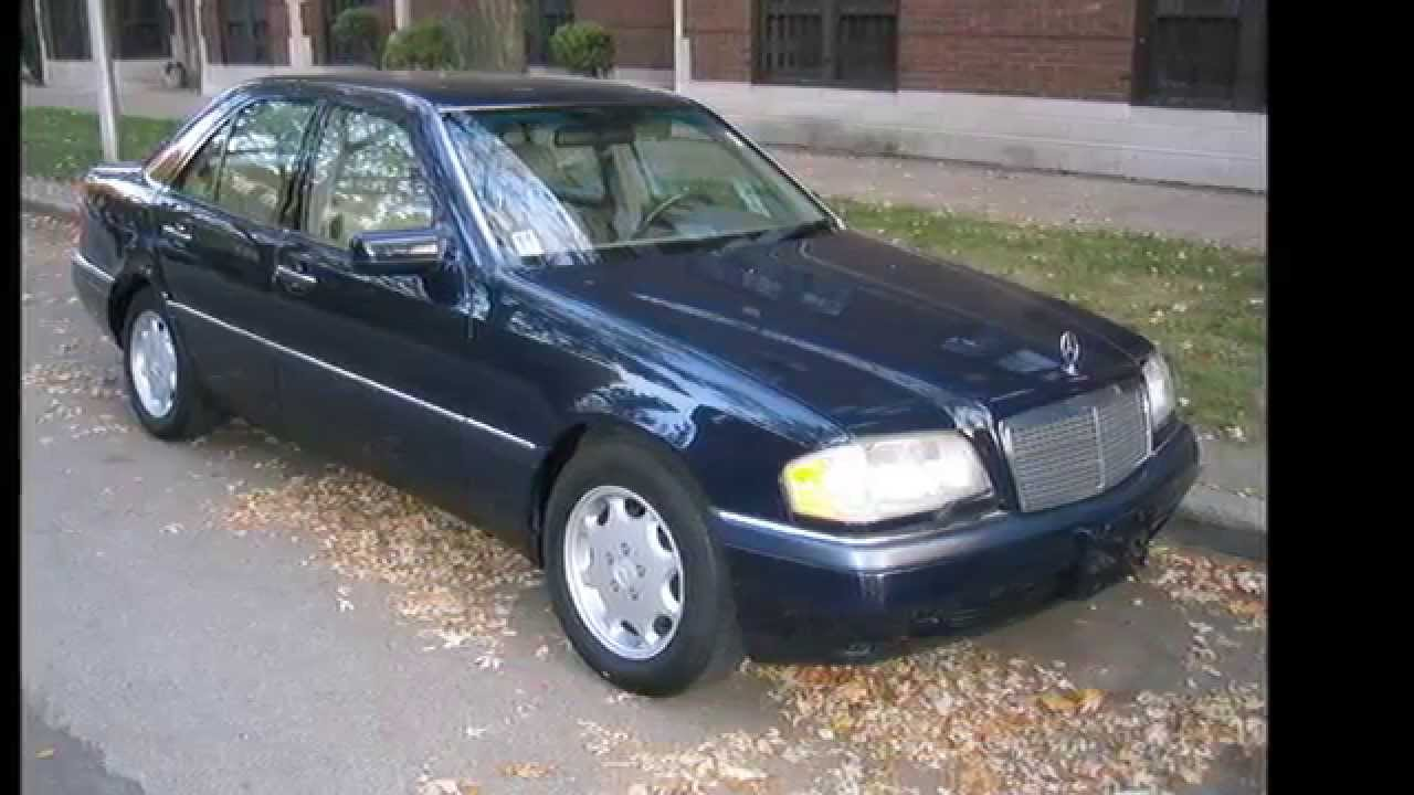 1994 mercedes benz c280 youtube
